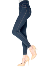 MeMoi Mago Shaping Denim Legging