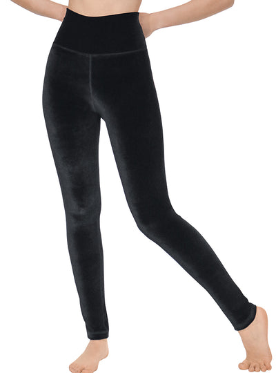 Euroskins Womens Velvet Leggings