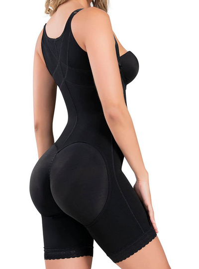 Cysm Firm Control Bodysuit with Butt-lift