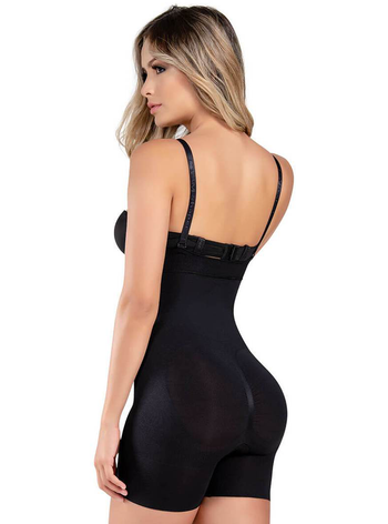 Cysm Seamless Strapless Thermal Full Body Shaper