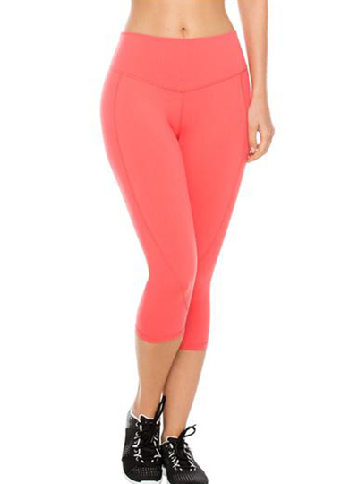 Flexmee Liberty Supplex Capri Fitness for Ladies