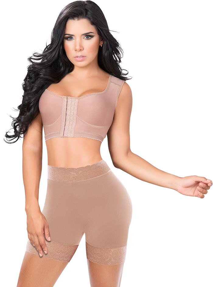 Jackie London Colombian Push Up Shorts