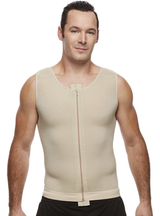 Clearpoint Medical Compression Vest with Zipper