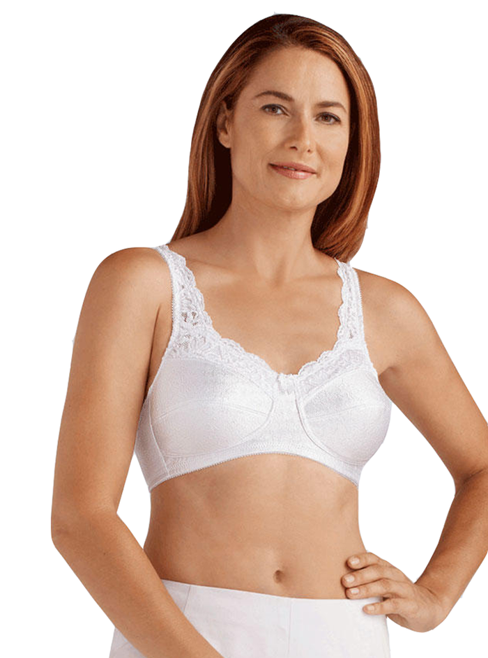Amoena Annabell Non-wired Bra - Black