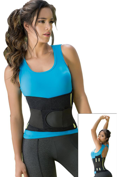 Diane & Geordi Workout Waist Belt For Women