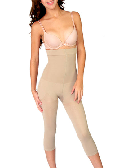 Siluet Moderate Control Strapless Full Body Shaper