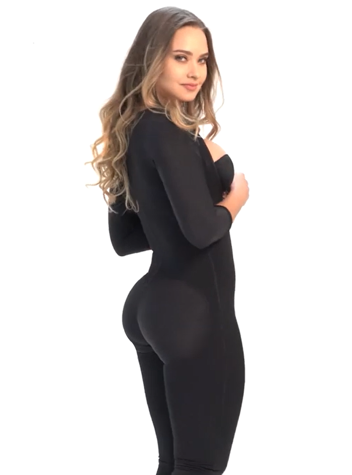 1f2ab8658 Cysm Top-to-Bottom Arms and Legs Full Body Shaper – Shapewear USA
