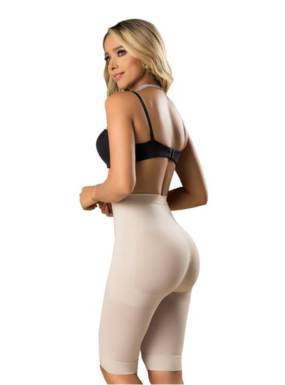 Laty Rose High Waist Butt Lifter Shaping Shorts