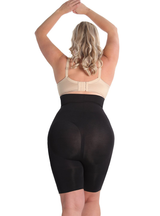 MeMoi Double Agent High Waist Shaping Capris