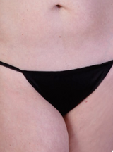 Caromed Female Full Seat Disposable Photo Panties