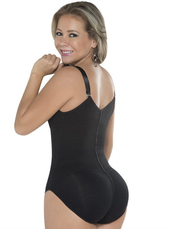 Equilibrium Firm Compression Girdle - Panty Style Bodysuit