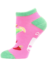 MeMoi Te Amo Tequila Low Cut Socks