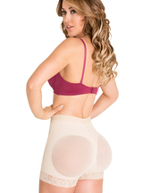 Fiorella Shapewear Butt Lifter Enhancer Powernet Shorts