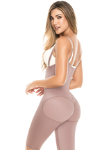 Delie by Fajas D'Prada Smart Girdle with Mid-Bidirectional Adjustments