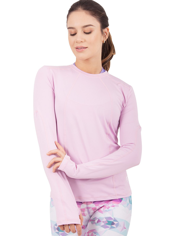 Flexmee Active Sweatshirt With Thumb Hole | Microfiber