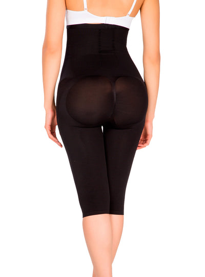 Siluet Bra Less. Silicone-Lined High-Waisted Long Shaper Briefs