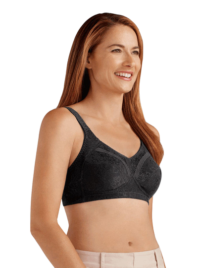 Amoena Nora Non-wired Soft Bra - Nougat