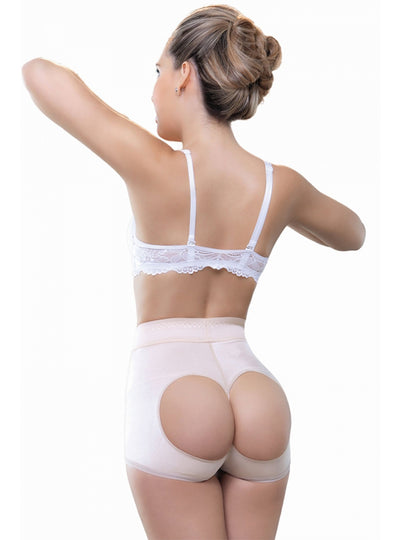 Vedette Joane High Waist Open Bottom Enhancer