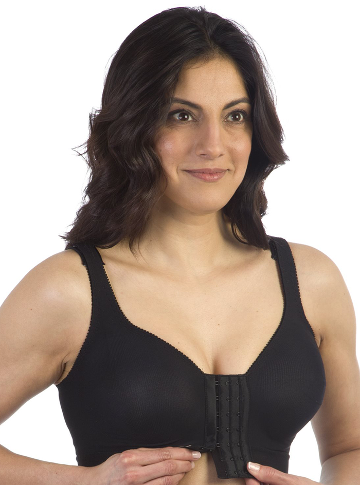 Clearpoint Medical Adjustable Molded Cup Support Bra
