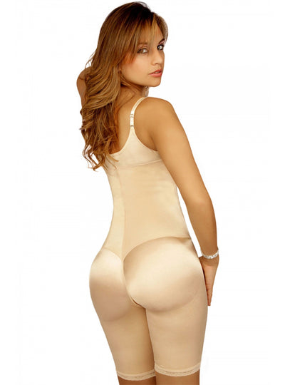 Vedette Stephanie Firm Compression Mid-Thigh Full Body Shaper