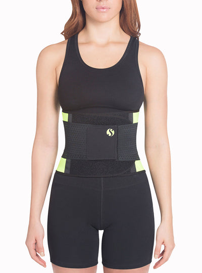 Siluet Latex Workout Waist Trainer with Velcro L30