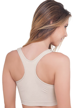 Annette Red Label Women's Post Surgical Racerback-Leisure-Sleep Bra