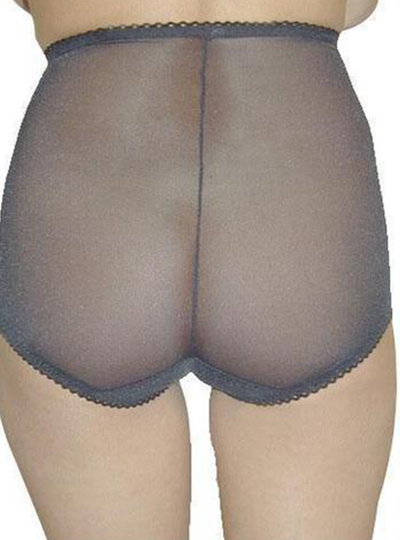 Rago Sheer Panty Brief Light to Moderate Shaping