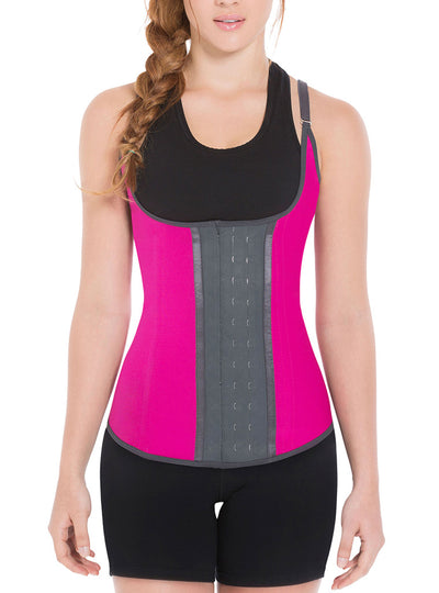 Siluet Latex Waist Trainer with Straps H32