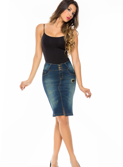 Cysm Zaira Push up Skirt