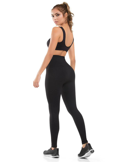 Cysm Thermal Ultra Compression and Abdomen Control Fit Legging