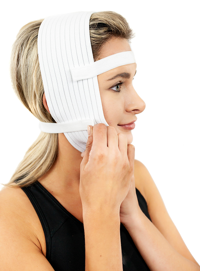 ContourMD Facial Compression Wrap One Size By Contour - Style 20