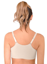 Annette's Pima Cotton Front Closure Demi Bra
