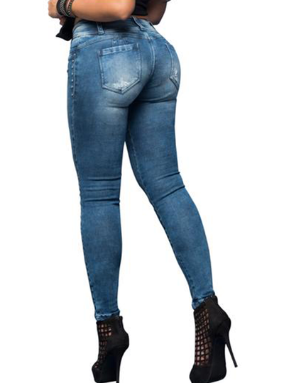 Lowla Colombian Butt Lifter Jeans