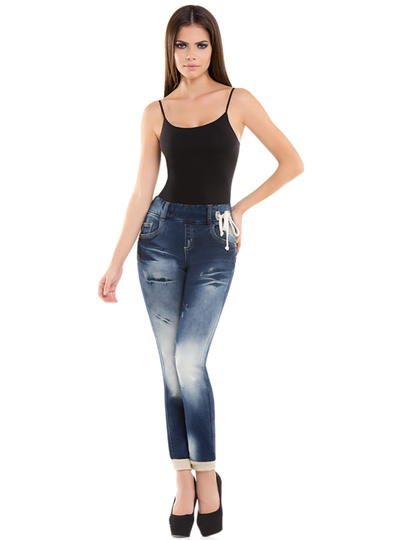 Cysm Casandra Push up Jeans