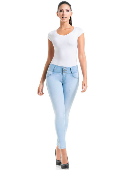 Cysm Kelly Push up Jeans