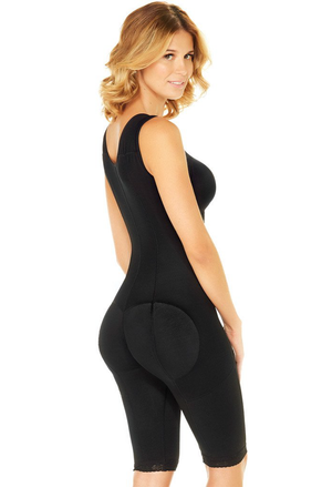 Diane & Geordi Colombian Powernet Post-surgical Bodyshaper Capri