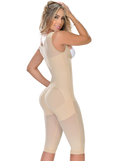 Fajas MYD Full Bodysuit Body Shaper para mujeres / Powernet