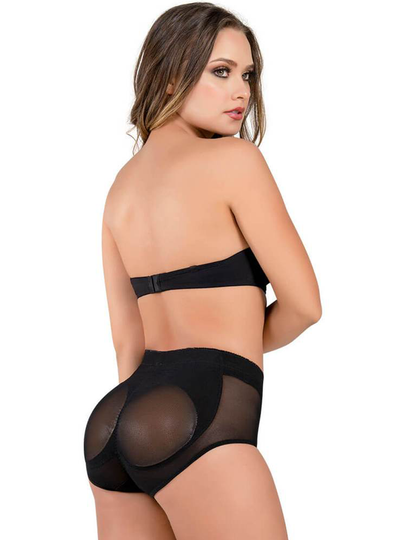 Cysm Butt-enhancing Padded Panty With Silicone Pads