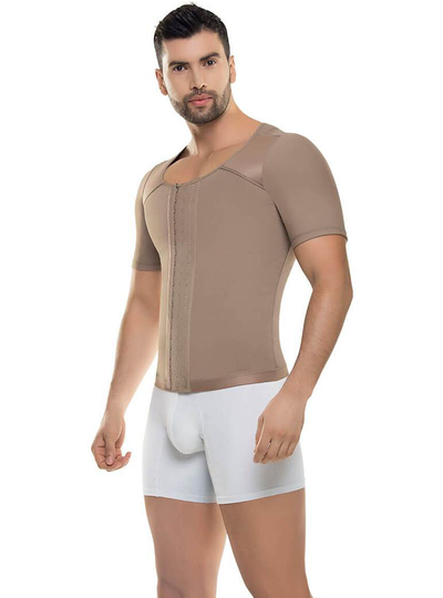 Cysm Men's Arm and Abdomen Control Shirt