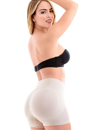 Laty Rose High Waist Butt Lifting Shapewear Shorts