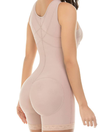 Cysm Tummy Control Body Shaper in Boyshort