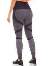 Cysm Ultra Compression and Abdomen Control Fit Legging Fuchsia Jaspe