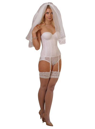 Carnival Invisible Lace Full Coverage Torsolette