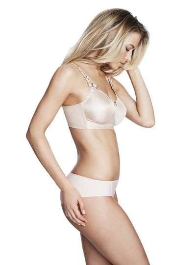 Dominique Jilian Wire Free Minimizer Bra