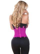 Fiorella Neo Sweat Velcro Waist Trainer Belt With & Without Neoprene