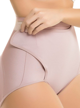 Cysm Adjustable Tummy Control Ultra Flex Compressive Short
