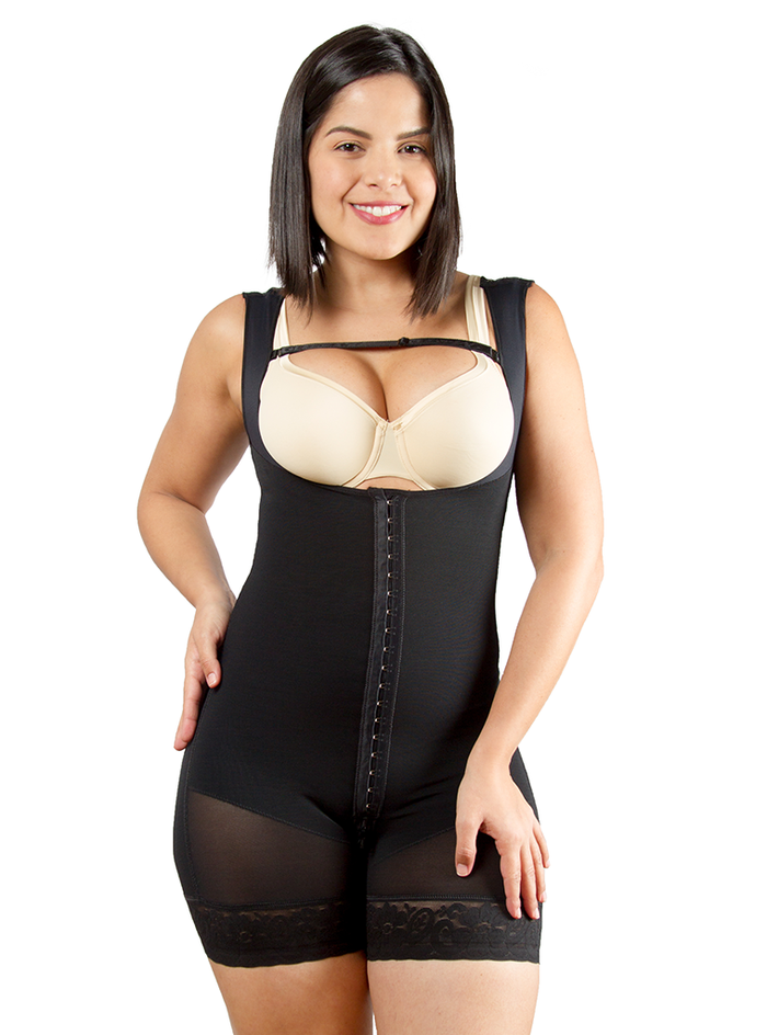 Fajas Salome Butt Lifter Tummy Control Shapewear for Women