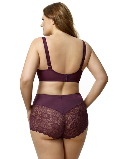Elila Cheeky Stretch Lace Bottom Pant