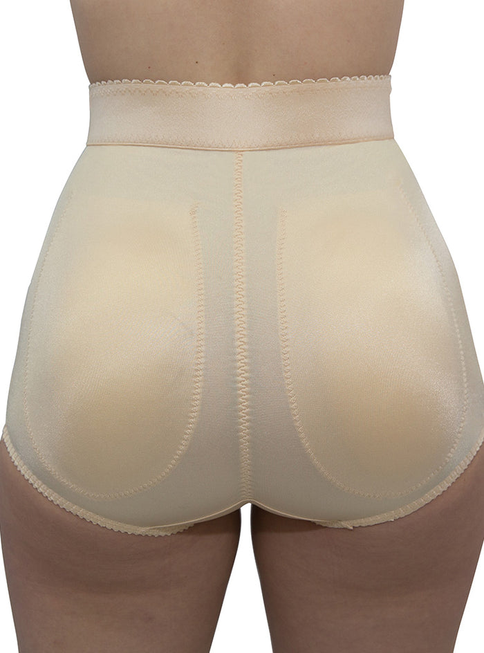 Rago High Waist Padded Panty Soft Control