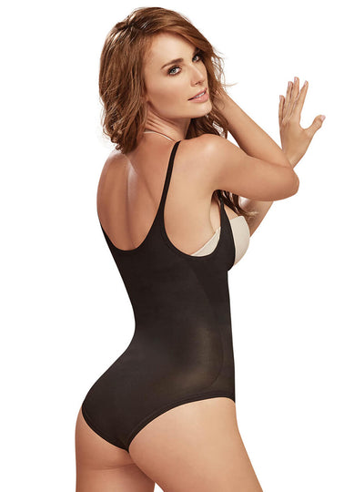 Curveez Thermal Braless Body